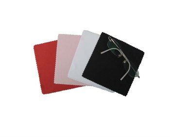 Microfiber Glasses Polishing Cloth/Microfibre Glasses Cleaning Cloth