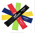 Resistance Bands Loop Set of 4 or 5 Safe Resistance Bands For Legs Exercise Bands