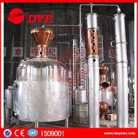 500L stain steel alcohol distiller fruit moonshine still for sale (CE)