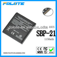 1150mah A50 SBP-21battery for HTC asus GarminFone Garmin A50 Bateria Batterie AKKU Accumulator