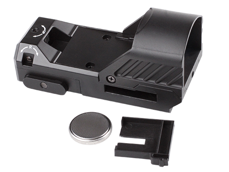 Rifle fits for Weaver or Picatinny Rail Red Dot Relex Sight