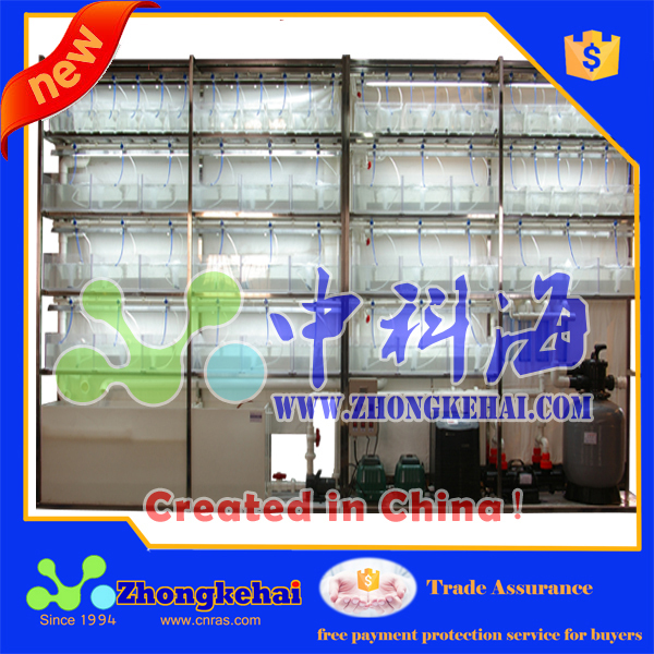 small fish breeding system