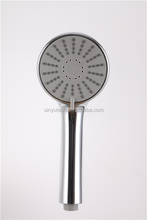 high quality water saving 3-functional ABS hand shower