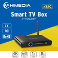 1G/8G UHD HEVC 3D BDISO Android Quad Core TV Box 4K