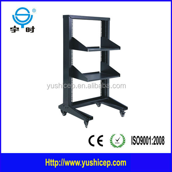 High quality SPCC cold rolled steel 19 inch standard 37u vertical open rack frame