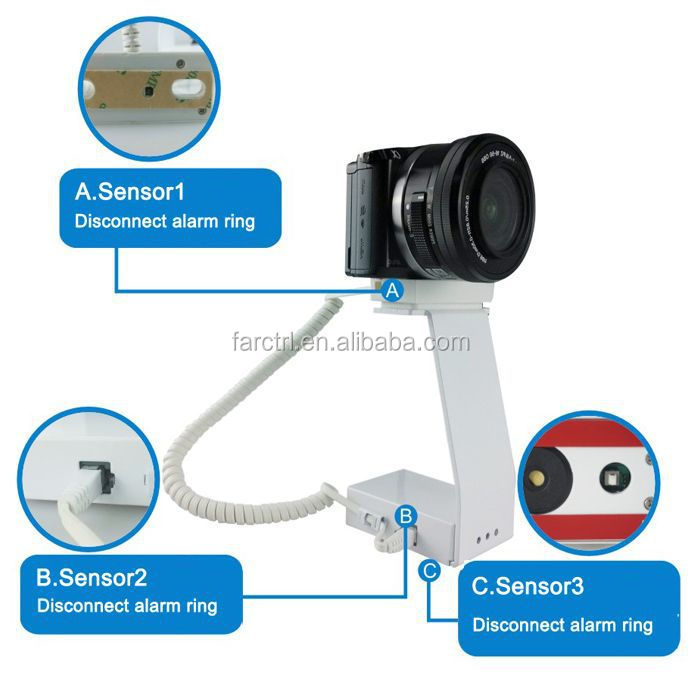 Advanced Shop Anti-theft Holder For Camera