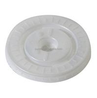 diameter 102mm lid for 32oz cold drink paper pp pet cup