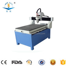 NC-6090 metal sign router engraving machine decorative wood cnc cutter