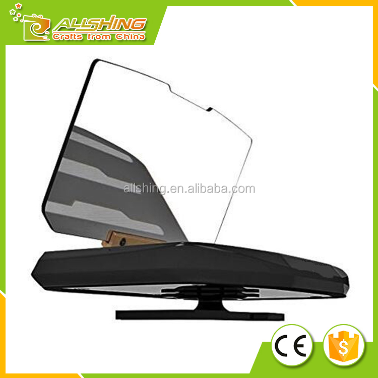 Wholesale HUD mobile car GPS navigation/PC head mounted display