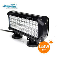 Top Quality Aluminum 4 row LED Light Bar High Power 4x4 Light Bar SM-6031-144