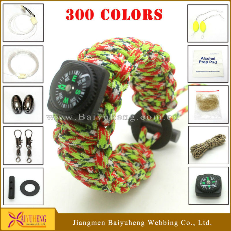 paracord bracelet with beads without buckle instructions
