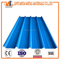 PPGI roofing sheet factory sale top quality galvalume corrugated metal roof sheet