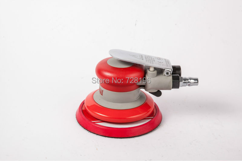 Top Quality 125mm Pneumatic Sander Polishing Machine Air Orbital Sander Tool
