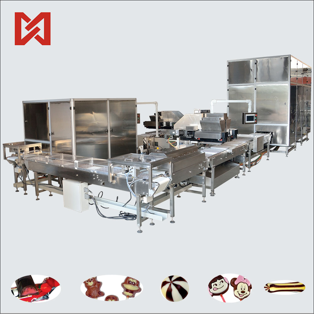 Longlife hot sale continuous chocolate temperature adjusting equipment