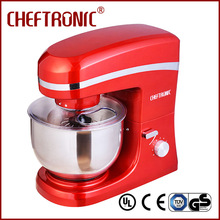 5 lit 800W Best Electric Stainless Steel Food Mixer planetary