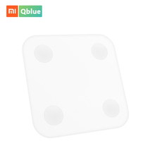 Xiaomi Smart Body Fat Scale With Mifit APP&Body Composition Monitor Body Fat BMR Test Hidden LED Display Big Feet Pad scales