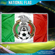 Mexico soccer team pennant scarfs Mexico football car mirror flag Mexico national soccer team flags for sports