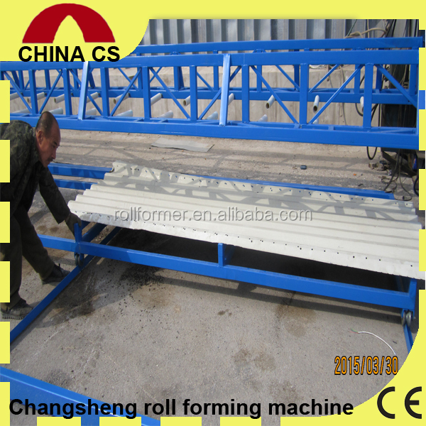 Automatic Roof Sheet Panel Stacker