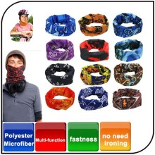magic scarf fashionable headband changeable kerchief