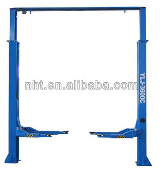 door hydraulic arm Two Post Lift 4Tons