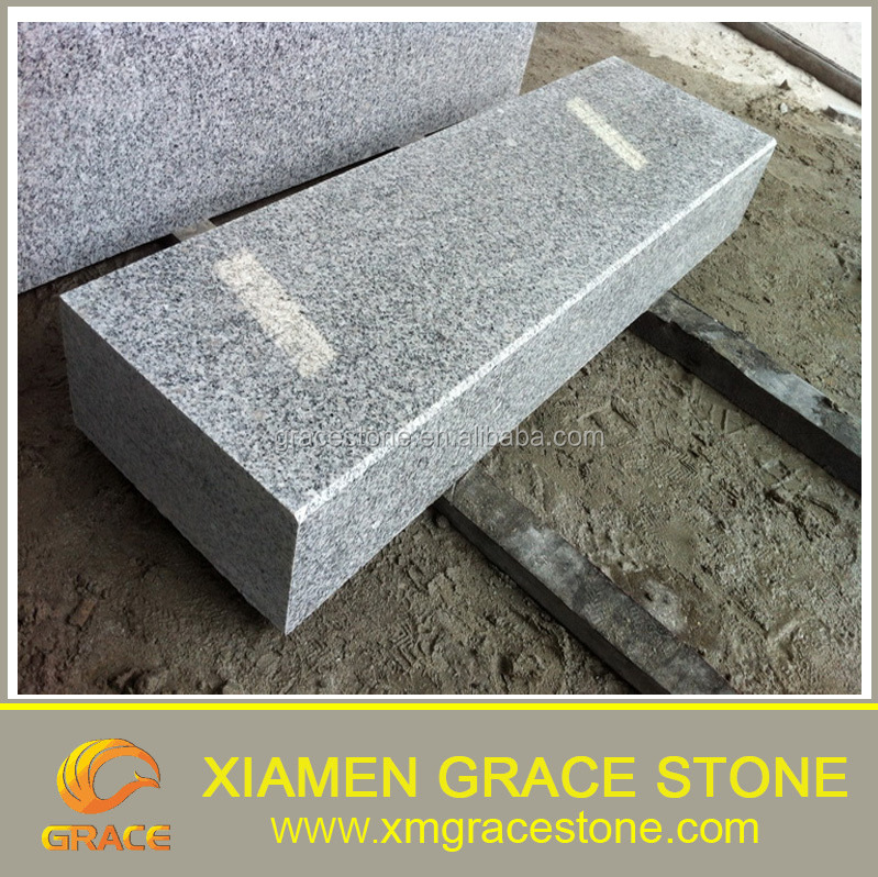 out door grey Granite G603 Kerb Stone as customized