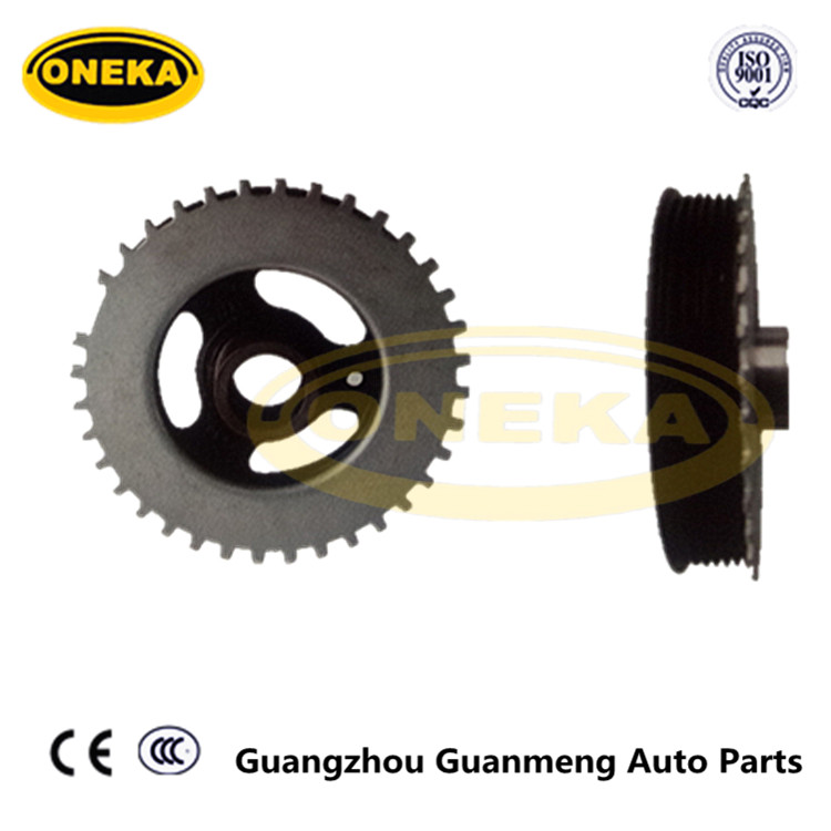 [ Genuine ONEKA Parts] Damper Belt Pulley Crankshaft 5227815 IS7G6316BD FOR FORD GALAXY / MONDEO / S-MAX 2.0L AUTO ENGINE PARTS