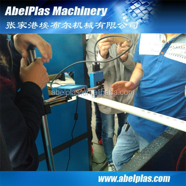pipe extruder machine high quality pipe diameter range from 16mm-600mm
