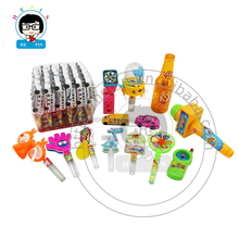 Candy Filled In Plastic Toys Cheap Plastic Bottle Candy Toys Giraffe Promotion Toys For Kids