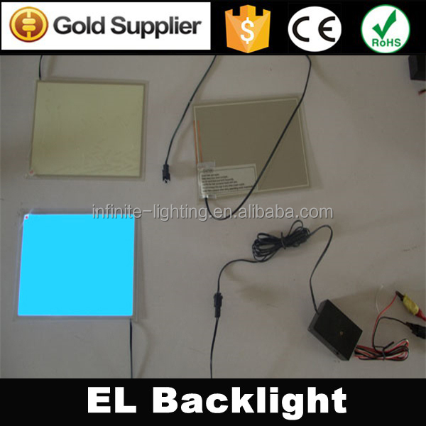 Hot-selling light paper / flexible and white el backlight