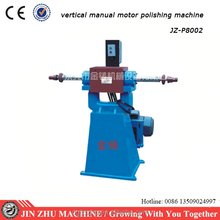 used small Vertical manual motor metal Polishing Machine