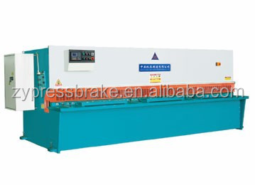 Hydraulic QC12k-6*6000 with CE Certificate Popular in USA and EU Hot Sale Product Shearing Machine