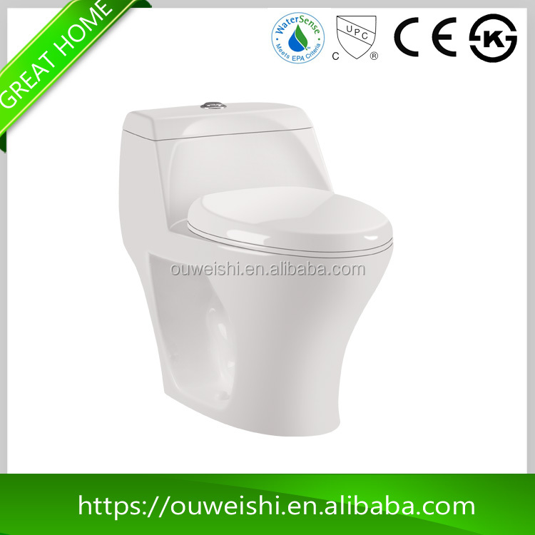 Chinese supplier sale high quality american classic style floorstanding wc toilet