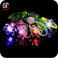 Wedding Stage Decoration New Products 2015 LED Light Blue Beads Bracelet