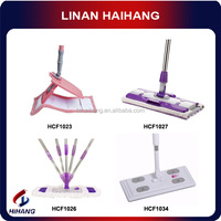 China manufactuer spin aluminum foldable magic mop material
