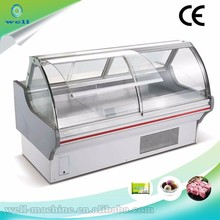 Meat display refrigerator/supermarket refrigeration equipment price
