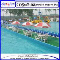 best quality competitive price dog swimming pool for holiday parks