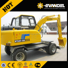 Yugong 6ton Mini Excavator WYL70 for sale