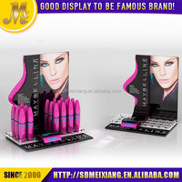 MX-ACM036 best design acrylic material cosmetic counter top display