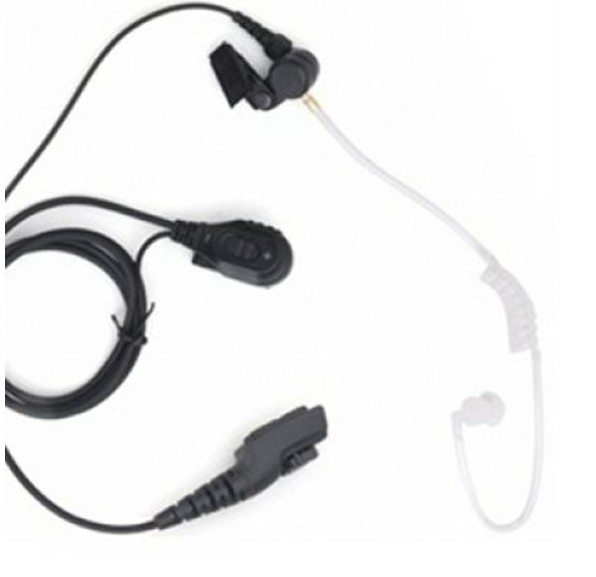 surveillance 4 way walkie talkie headsets