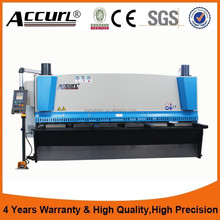 Accurl Alibaba Best Manufacturers, Professional steel coil slitting machine cnc sheet metal cutting hydraulic shear machine