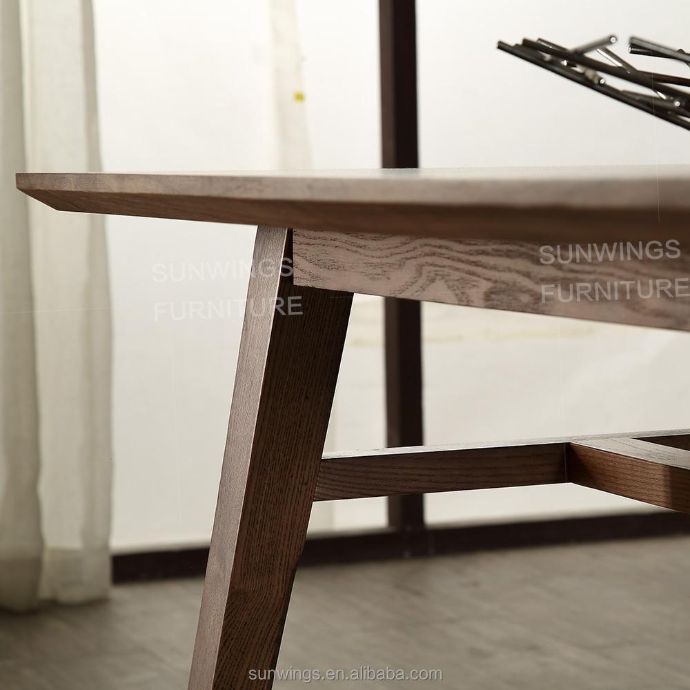 우리의 문화 10 년 생산 일본어 단단한 나무 식탁-테이블을 ...