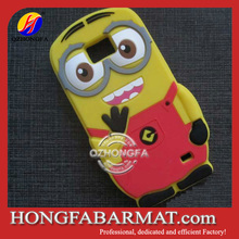 Silicon 3D Despicable Me Case For Samsung Galaxy S2 I9100