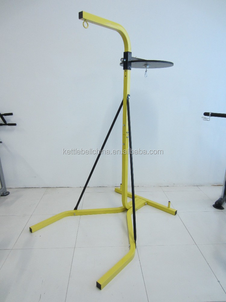 Free Standing heavy Punching Bag Stand Speed bag stand