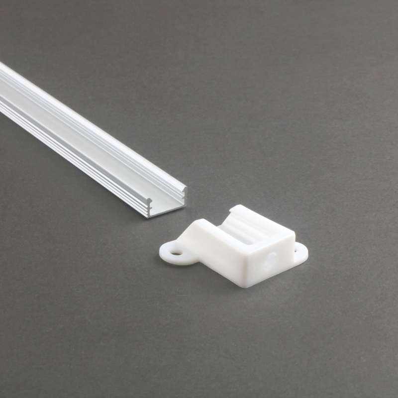 Anodized bendable extrusion linear led strip profile <strong>aluminum</strong> outdoor