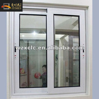 White aluminium sliding windows for house images and price