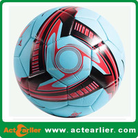 PVC Material Soccer Ball OEM Football Ball Outdoor Products for Team Sports