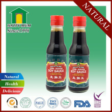 Top Quality FDA Zero Added Soy Sauce 150ml