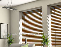 Natural wood venetian blinds/make wood blinds/venetian blinds