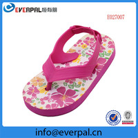 2013 latest fashion girls christmas slippers sandals