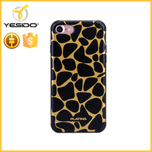Newest product 2016 3d IMD 4.7 inch cell phone case for iphone 6 6s 7 7plus